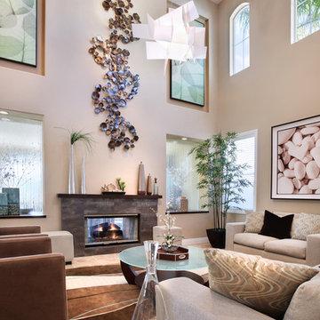 Yorba Linda Living Room