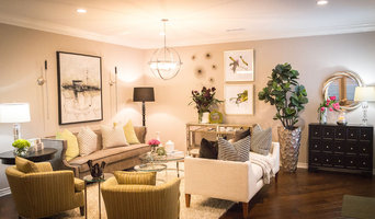 Yorba Linda Transitional Living Room
