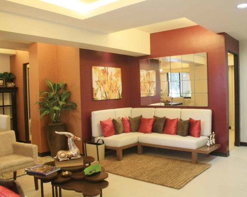 Simple Living Room Decor Philippines Small Ideas With Modern Des