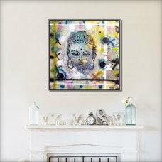 Asian Living Room by Paola Gonzalez Fine Art