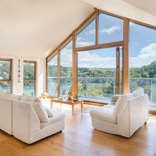 Contemporary Living Room by Colin Cadle Photography