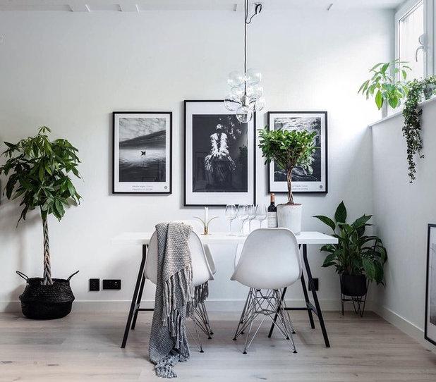 Scandinavian Dining Room by Deco STHLM