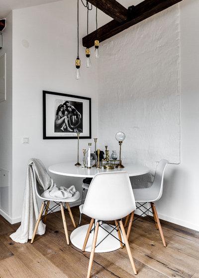 Scandinavian Dining Room by Alexander White