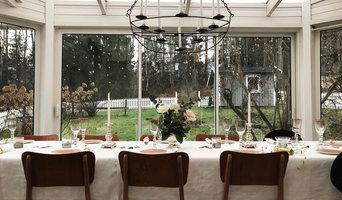 Dekoration - dukning, table setting