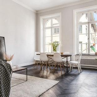 Inspiration för en minimalistisk matplats