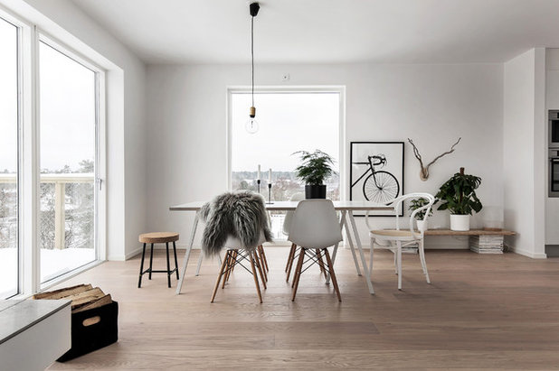 Skandinavisk Spisestue by Scandinavian Homes