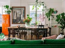12 der schönsten großen Zimmerpflanzen fürs Wohnzimmer