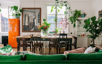 Swedish Houzz: A Dreamy Home in Stockholm