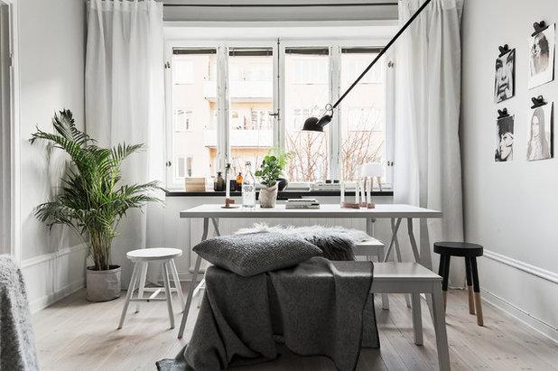 Скандинавский Столовая by Scandinavian Homes