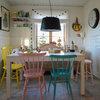 Houzz Tour: A Swedish Farmhouse With a Pastel Take on Christmas