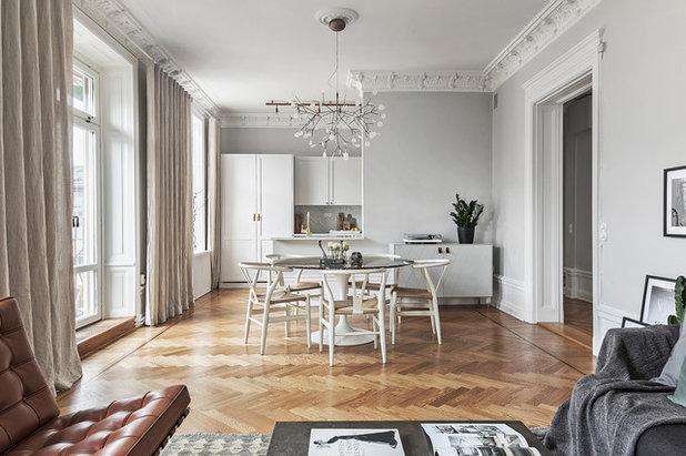 Nórdico Comedor by Scandinavian Homes