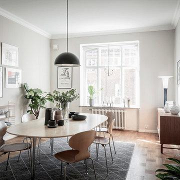 Homestyling inför försäljning