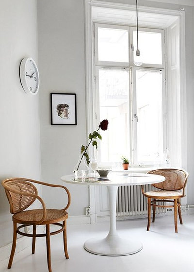Scandinavian Dining Room by Soberdesign