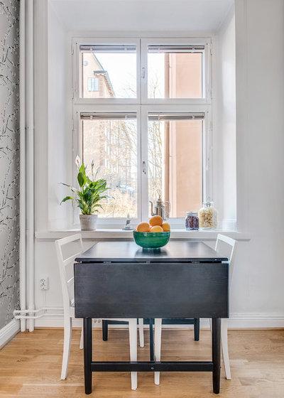 Scandinavian Dining Room by Skenbild Produktion, Fotograf Ingemar Edfalk