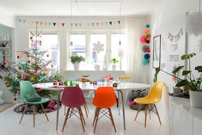 Scandinavian Dining Room by www.adddesign.se