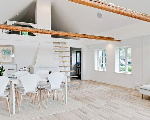 skandinavische esszimmer ideen design bilder houzz. Black Bedroom Furniture Sets. Home Design Ideas