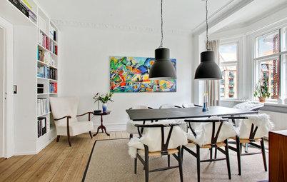 20 perfekte spisepladser til danske hjem