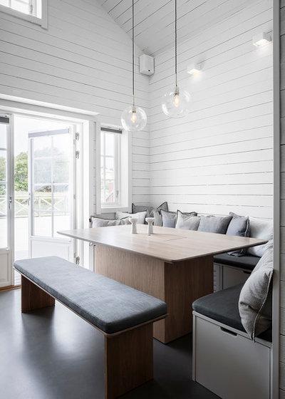 Skandinavisch Esszimmer by Studio A3