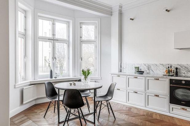 Scandinavian Dining Room by Bjurfors Skåne
