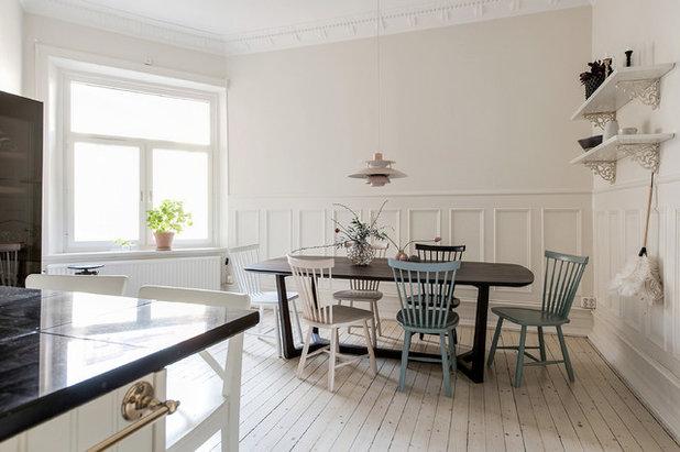 Scandinavian Dining Room by Bjurfors Göteborg