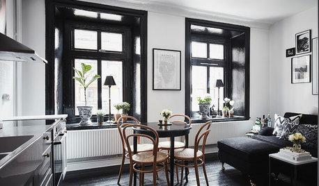 Fråga experten: Hur kombinerar man matplats med vardagsrum?