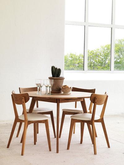 Nordisk trend: derfor er det runde spisebord et musthave
