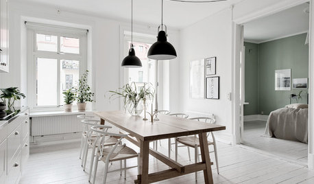 23 hvidmalede trægulve – få inspiration til rene og rolige rum