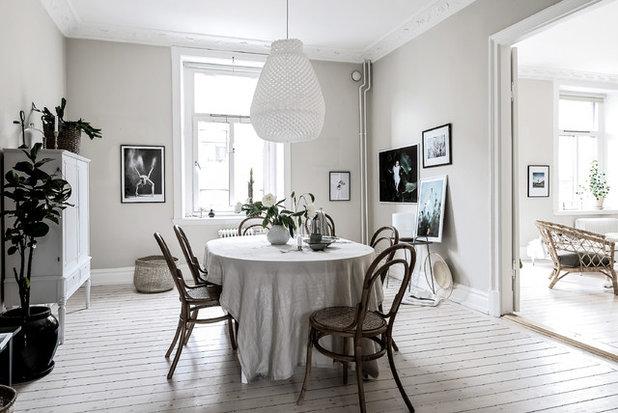 Skandinavisch Esszimmer By Bjurfors Göteborg