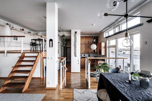 Scandinavian Dining Room by dream design sthlm