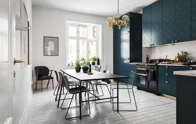 Azulejos en la cocina: 7 patrones que nos han enamorado