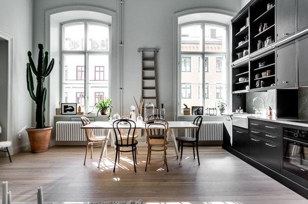Scandinavian Dining Room by Henrik Nero