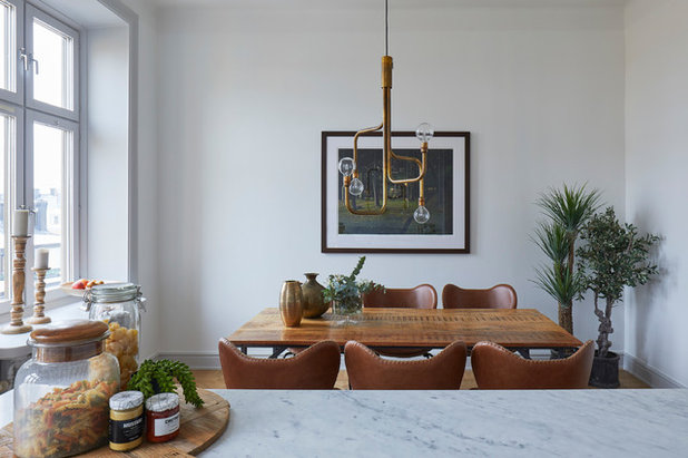 Scandinavian Dining Room by Move2