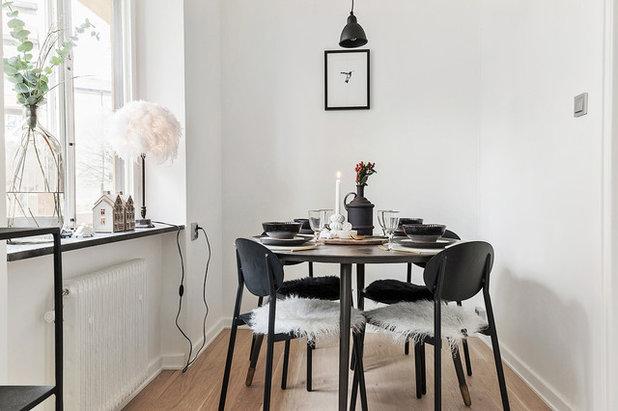 Strålende Nordisk trend: Derfor er det runde spisebord et musthave WS-53
