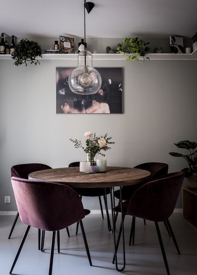 Scandinavian Dining Room by Bjurfors Göteborg