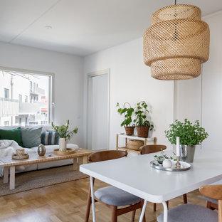 Inspiration för en skandinavisk matplats
