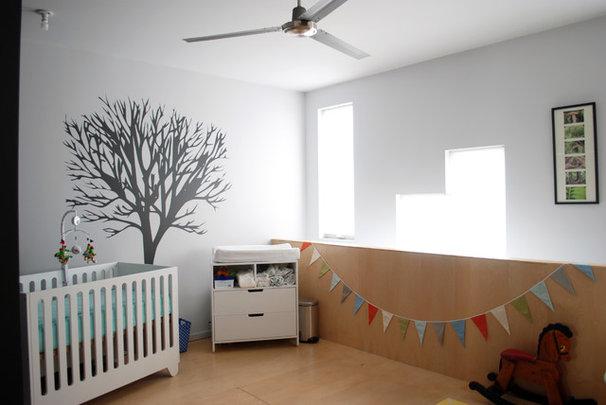 Modern Nursery by Nic Darling