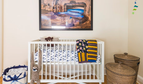 How to Make Space For Your New Baby In the Bedroom