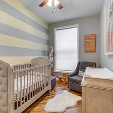 Transitional Nursery by Steele Consulting Group