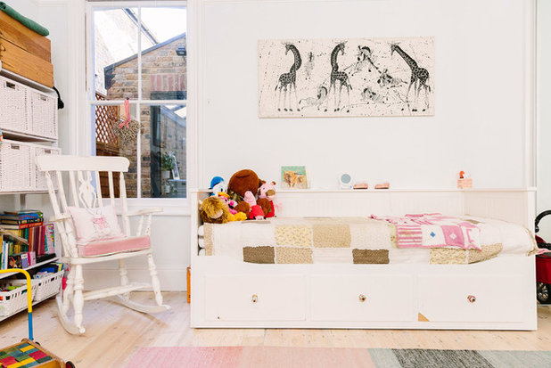 Traditional Nursery by Resi