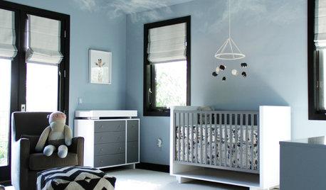 Für kleine Hans Guck-in-die-Lufts: 10 Ideen für die Kinderzimmer-Decke