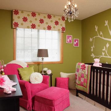Addison's Nursery | Che Bella Interiors