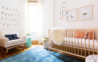 Chambre de bébé de la Semaine : Le design, une histoire de famille