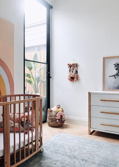 Contemporary Nursery by Byrne Architects