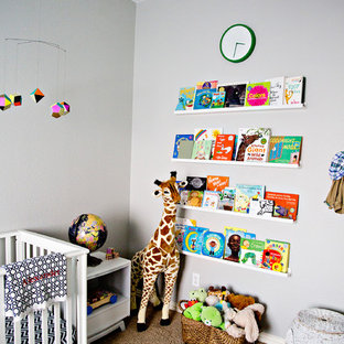 Alex's Great Blue and Green Nursery