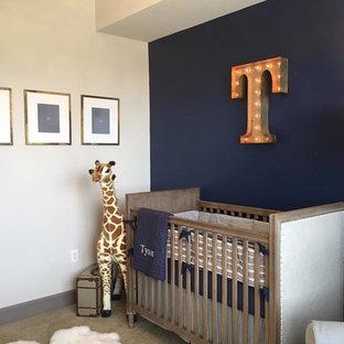 Immagine di una cameretta per neonati industriale