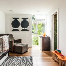 Contemporary Nursery by Chris Pardo Design - Elemental Architecture