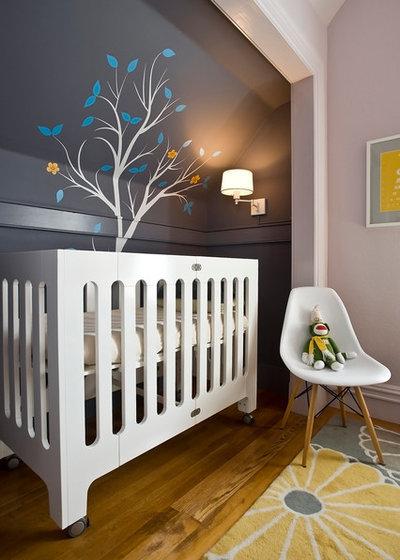Skandinavisk Babyrum by JKA Design