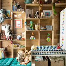 Modern Nursery by John K. Anderson Design