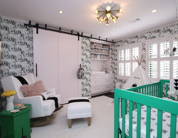 Baby Bedroom and Bath