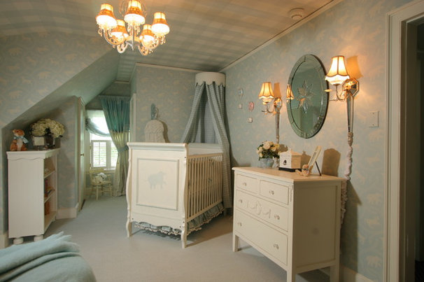 Traditional Kids by Creative Wallcoverings & Interiors